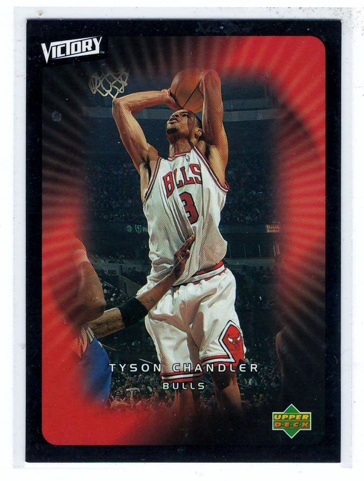 Sports Cards Basketball - 2003 UD Victory Tyson Chandler