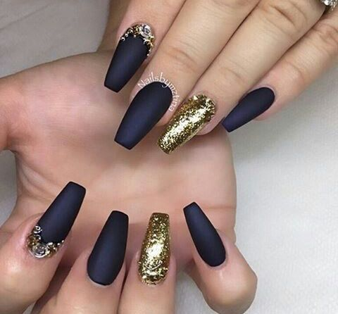 47 best nails nail art images on pinterest make up nail image via we heart it coffin nail designsnail art prinsesfo Image collections