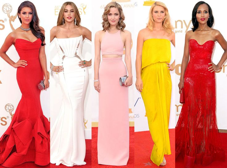 Best & Worst Dressed Stars Ever to Hit the Emmys?Sofía Vergara, Lena Dunham & More! | E! Online Mobile