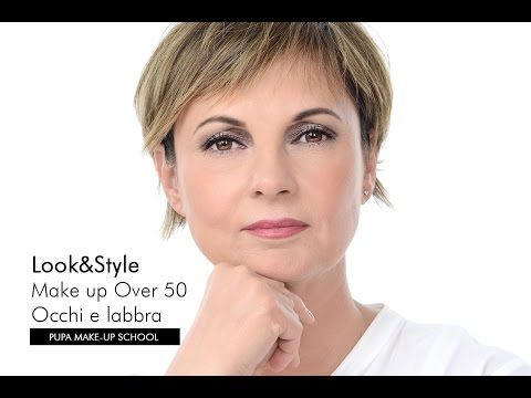 Come realizzare un makeup adatto per le over 50 | Giorgio Forgani per PUPA Milano - YouTube
