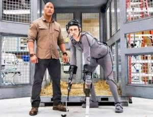 Dwayne Johnson Posts from the Rampage Movie Set #NewMovies #dwayne #johnson #movie #posts