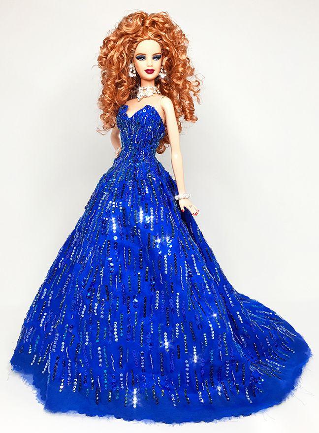 Barbie Miss Illinois Ninimomo 2017