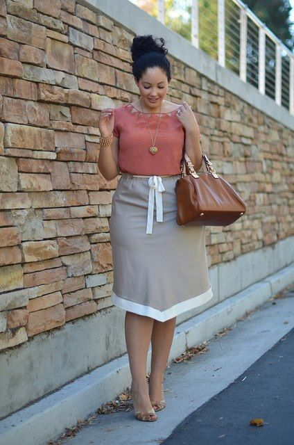 Nice church skirt | Big Girls Like Fashion 2 | Pinterest | Beautiful Skirts and Is beautiful