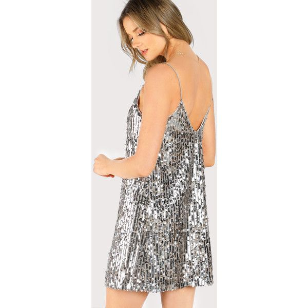 Best 25 Silver Sequin Dress Ideas On Pinterest Silver
