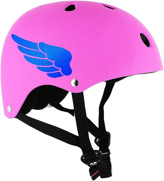 Best Safety Reflective Decals Images On Pinterest Fire - Pink motorcycle helmet decals