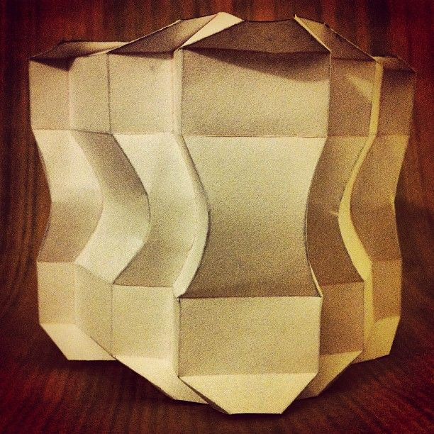 by folded paper ⓔⓣⓒhttp://pinterest.com/ephemereetc/