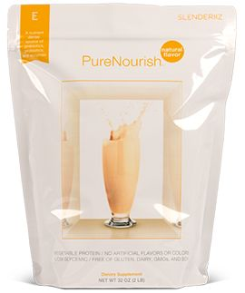 PureNourish combines amino acids derived from plants, enzymes, and probiotics into a formula that is designed to enhance digestion and optimal nutrient absorption. This easy-to-mix shake is a great option no matter how you use it—as a healthy snack, meal replacement, or on-the-go nutrition! #smoothie #shake #gmofree
