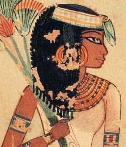 """Antico Egitto: """"strani"""" assorbenti per il ciclo mestruale Le donne dell'antichità usavano assorbenti durante il ciclo mestruale? Premesso che ogni popolo ed epoca aveva le proprie regole, le Egiziane adoperavano vari tipi di tampone, estreni ed interni. Pap #mestruazioni #anticoegitto #assorbenti"""