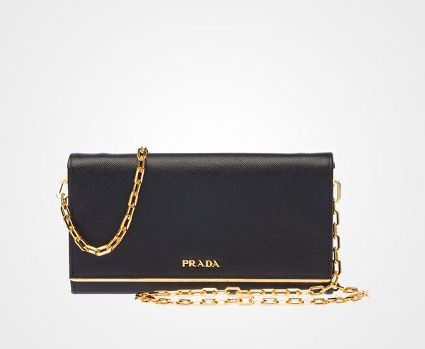 cc0352d71a20 black Prada WALLET 1M1440_QME_F0002 | bags | Pinterest | Wallets .