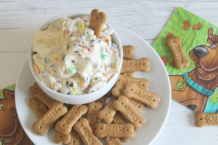 SCOOBY SNACK CHEESECAKE DIP