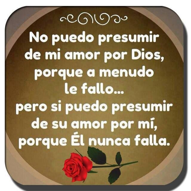El amor de Dios es maravilloso♥