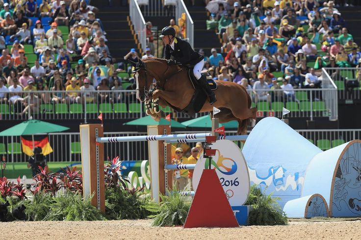 Tebbel, Rene - Equestrian - Ukraine - Jumping Team - Olympic Equestrian Centre