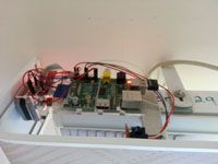 Chris Rieger | Raspberry Pi Blind and AC Controller - HOME