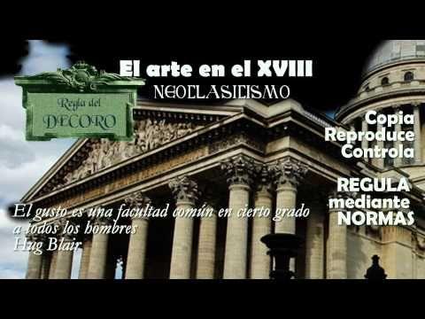 La literatura en el siglo XVIII. Contexto histórico-social - YouTube