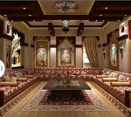 Arabic Majlis Interior Design Decoration Entrancing Decorating Inspiration