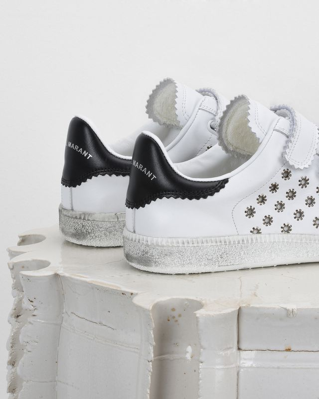 592071ac18 BETH low top Velcro trainers ISABEL MARANT | Isabel Marant | Isabel ...