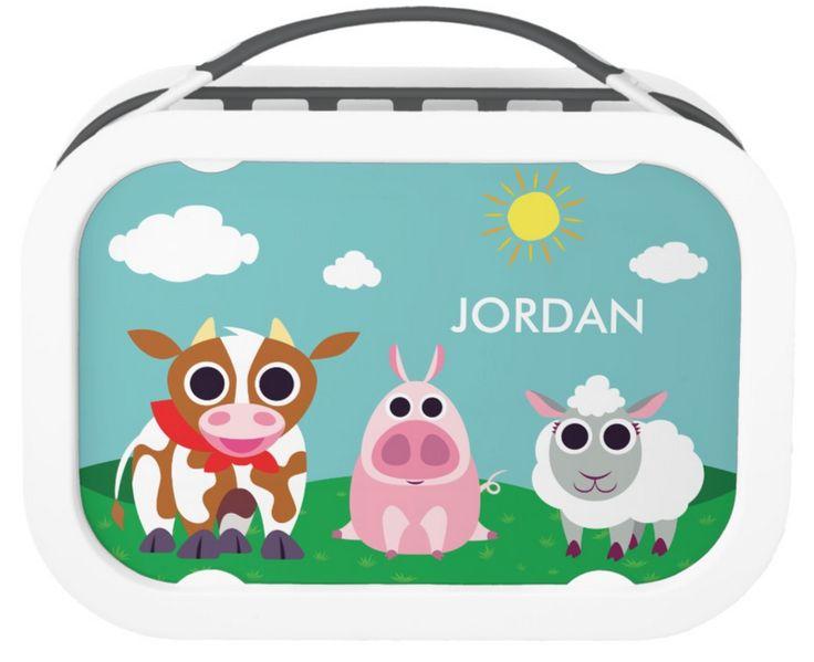 Sale ends tmrw on Back to School gear @ Peekaboo Barn store. Cute Reba, Leary, & Lulu lunchbox http://www.zazzle.com/reba_leary_and_lulu_at_daytime_yubo_lunchbox-256712858975471581?rf=238840336051093467&utm_content=buffer75579&utm_medium=social&utm_source=pinterest.com&utm_campaign=buffer