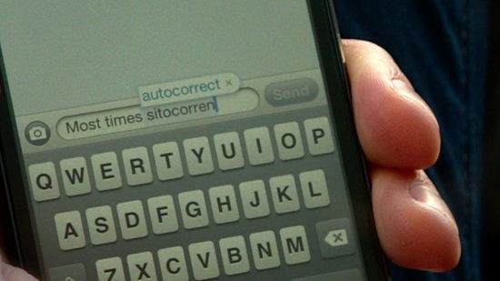 Looking to speed up your typing on your cell phone - try these tips