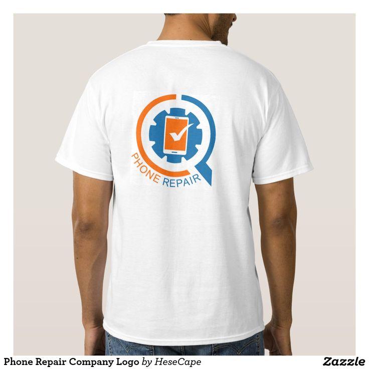 Phone Repair Company Logo T-shirts