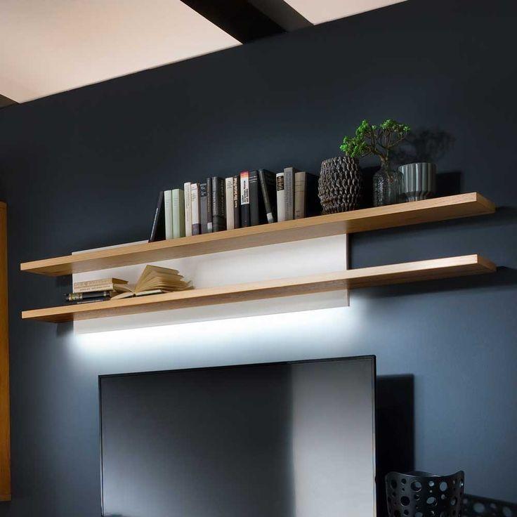 Die besten 25+ Regalbeleuchtung Ideen auf Pinterest | LED, Led ...