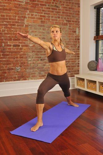 full length Power Yoga class videos