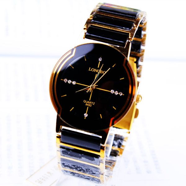 $7.80 (Buy here: https://alitems.com/g/1e8d114494ebda23ff8b16525dc3e8/?i=5&ulp=https%3A%2F%2Fwww.aliexpress.com%2Fitem%2FFashion-rhinestone-exquisite-gift-male-watch-commercial-table-ceramic-watch%2F1311862755.html ) Fashion rhinestone exquisite gift male watch commercial table ceramic watch,100% new LONGBO wristwatches 8493 for just $7.80