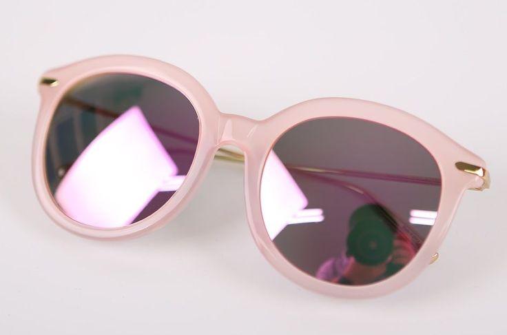 "Limelight Korean Eyewear Fashionable Wearable Sunglasses ""Fantine C PK"" Pink   eBay"