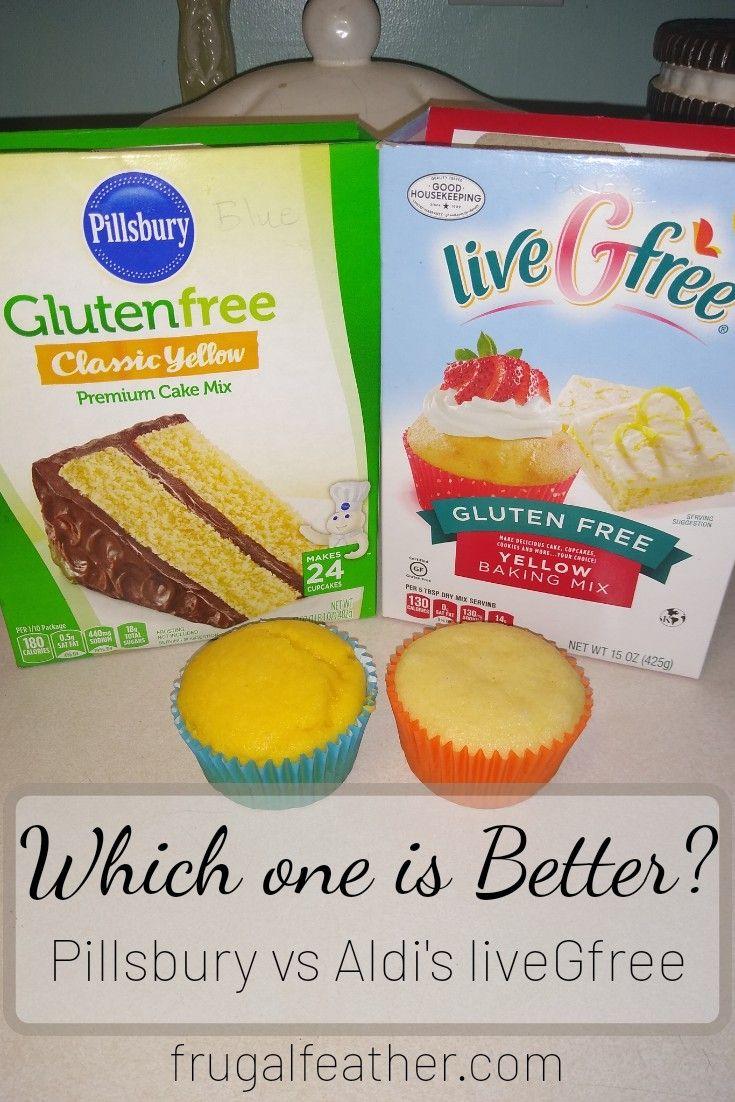 Gluten Free Yellow Cake Product Comparison Gluten Free Yellow Cake Gluten Free Yellow Cake Mix Gluten Free Cake Mix Recipes