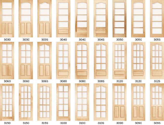 Wood French interior doors with glass models  sc 1 st  Pinterest & 26 best Home images on Pinterest | Cubicles Baby crib and Bathroom ...