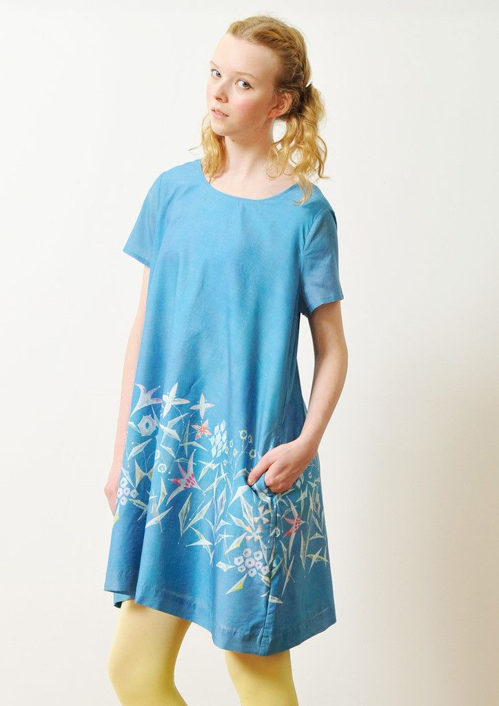 sora hana (Misako Morino Short Sleeve Blouse One-Piece) – Design Tshirts Store graniph