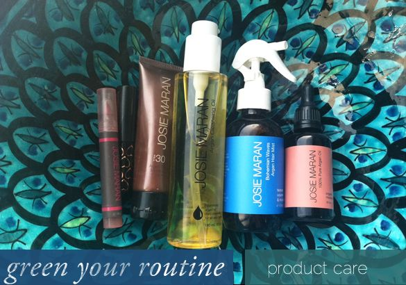 GREEN YOUR ROUTINE Product Care http://chicological.squarespace.com/welcome/2013/3/4/green-your-routine-product-care.html/