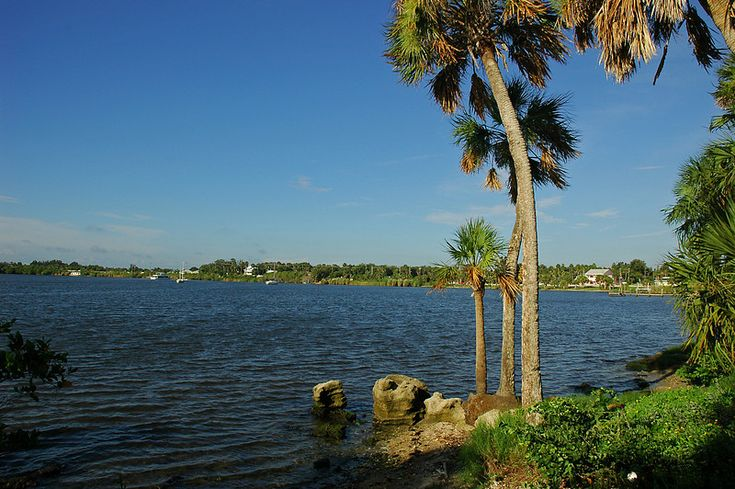 the bay of Palm Bay, Indian River Lagoon | Brevard County, Florida
