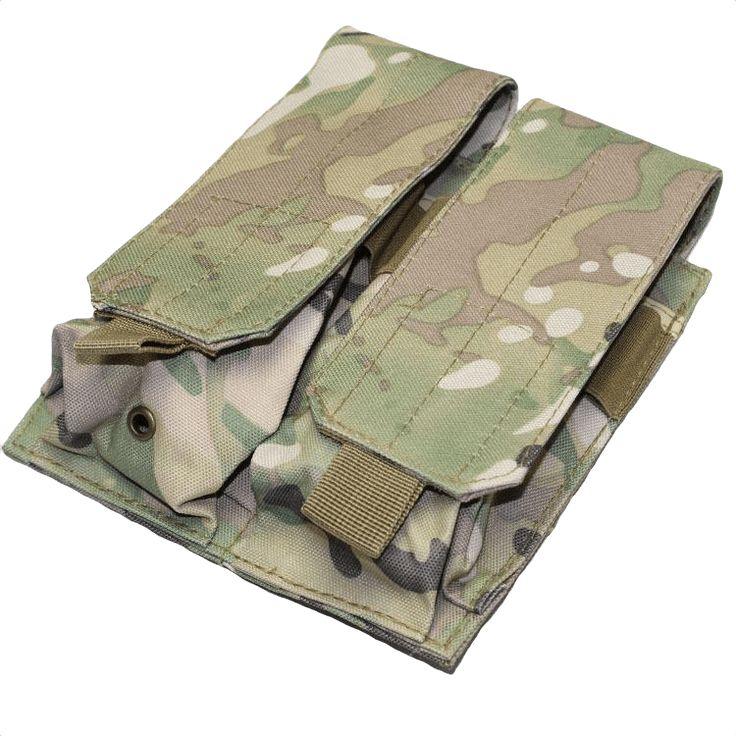 Double M4 MOLLE MAG Pouch - Multicam®