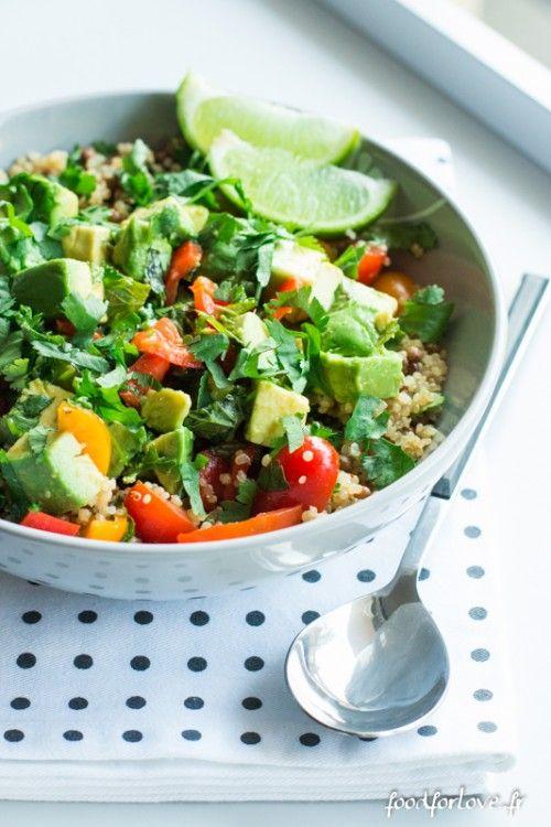 salade quinoa lentille avocat-2