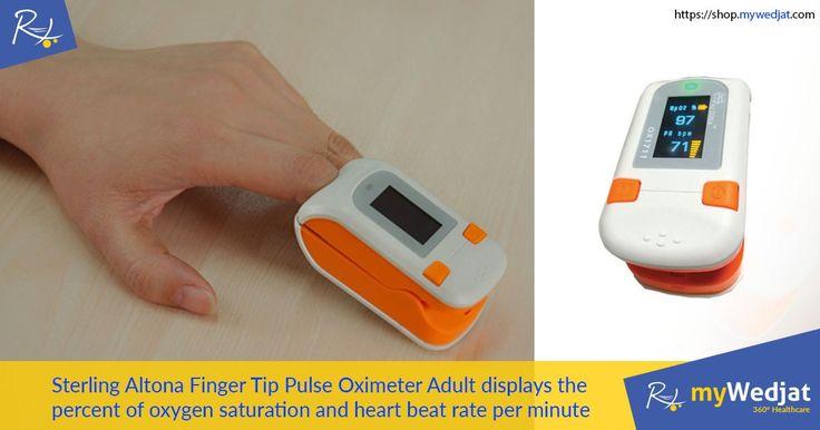 #PulseOximeter #HealthEquipment #myWedjat