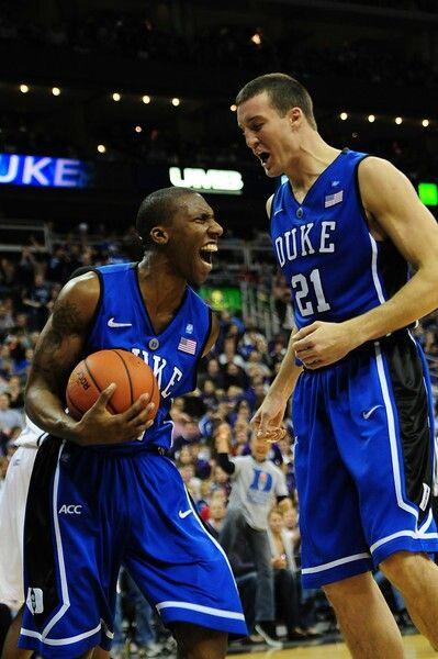 Nolan Smith and Miles Plumlee