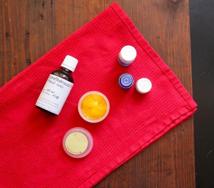 máte mastnou pleť? zkuste si umíchat letní zázračný krém s účinky proti akné