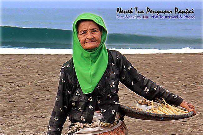 Nurmalia Windy: NENEK PENYUSUR PANTAI - Foto & Text oleh Lia, NW T...