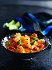 Slimming World Thai Red Fish Curry
