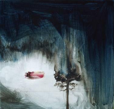 "Saatchi Art Artist Carl Jennings; Painting, ""The Open - SOLD"" #art"