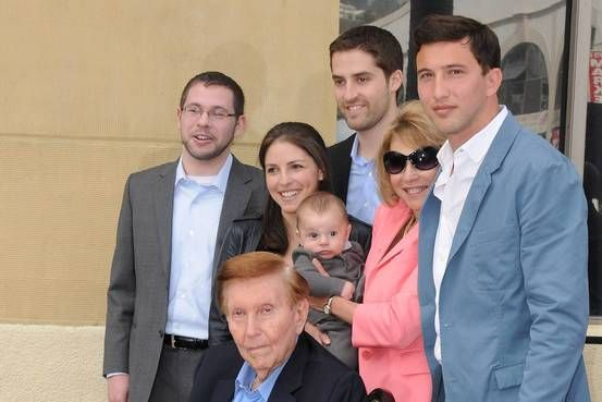Redstone Family's Next Generation Takes On Bigger Roles, Influence in National Amusements - WSJ