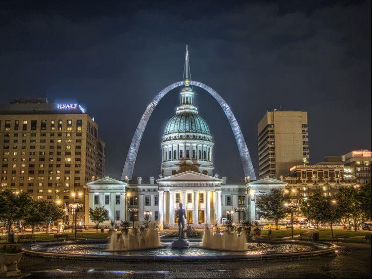 Jefferson Expansion National Memorial, Missouri: Gateway Arches, Favorite Places, Saint Louis, High Dynamic Range Images, St. Louis, Photographers Techniques, Hdr Photography, Cities View, Photography Tutorials