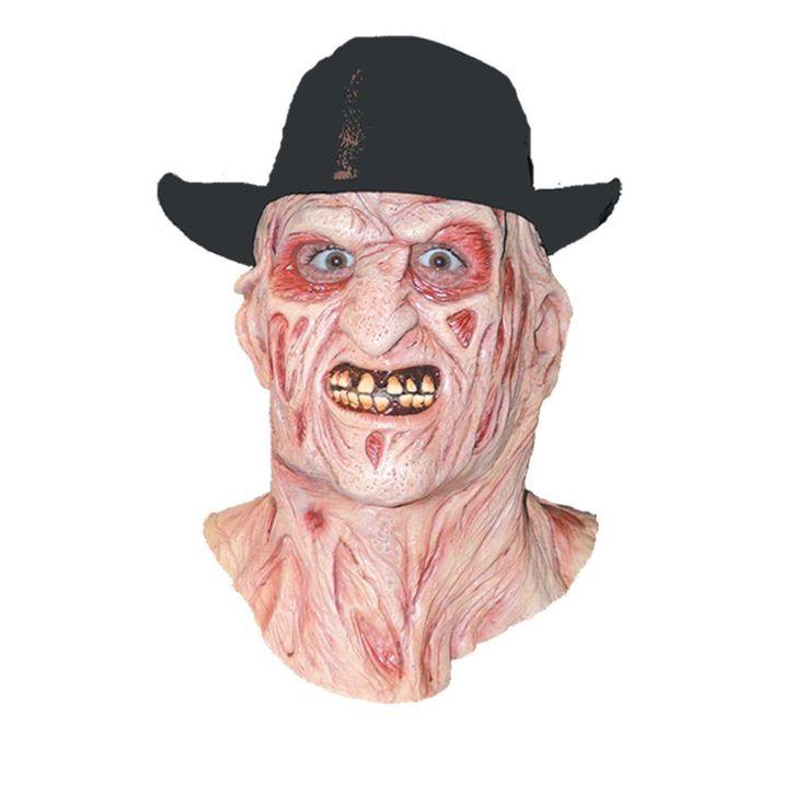 Freddy Krueger Mask With Hat