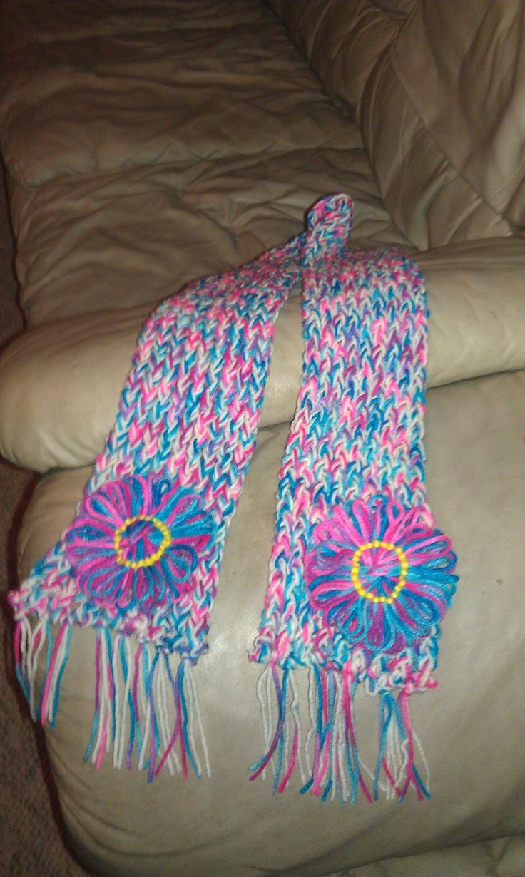 144 best Loom knitting images on Pinterest | Crochet baby, Crochet ...