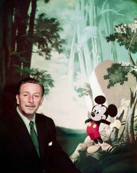 Walt Disney: 7 Things You Didn't Know About the Man