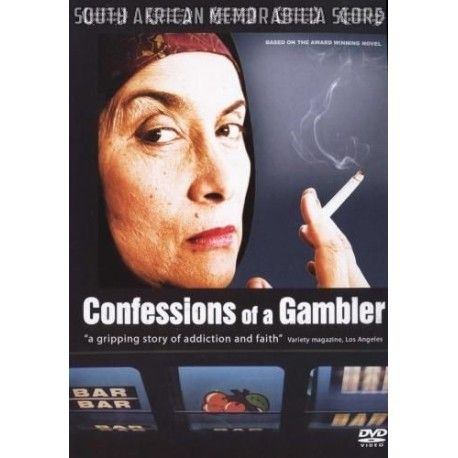 Confessions Of A Gambler - Rayda Jacobs South African DVD *New* - South African Memorabilia Store
