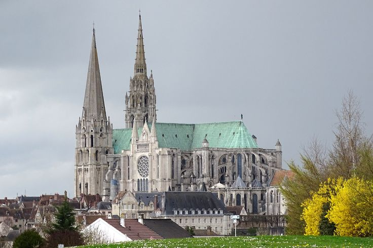 Cathedrale Notre Dame, Chartres