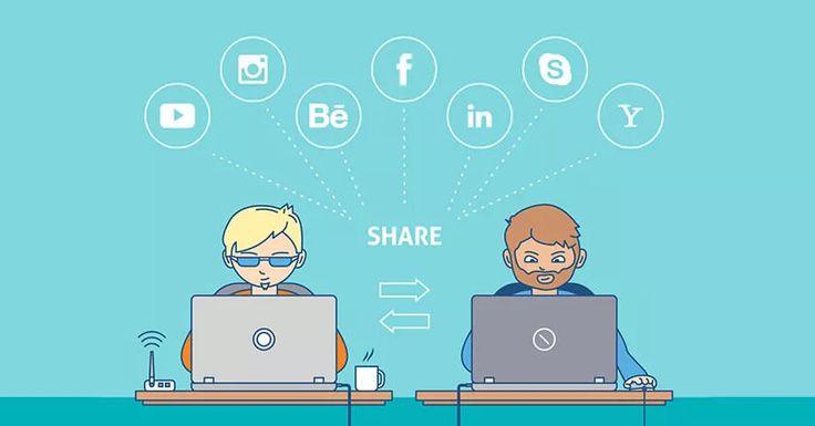 Manejo profesional de redes sociales por un Community manager http://s.designplus.co/ManejoRR55cm