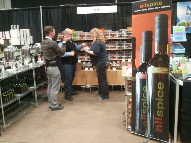 All Spice Featured At Des Moines Home And Garden
