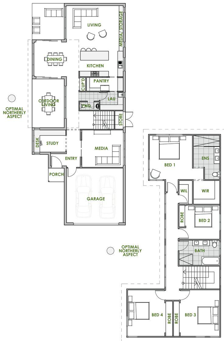 32 best house design images on pinterest | house floor plans